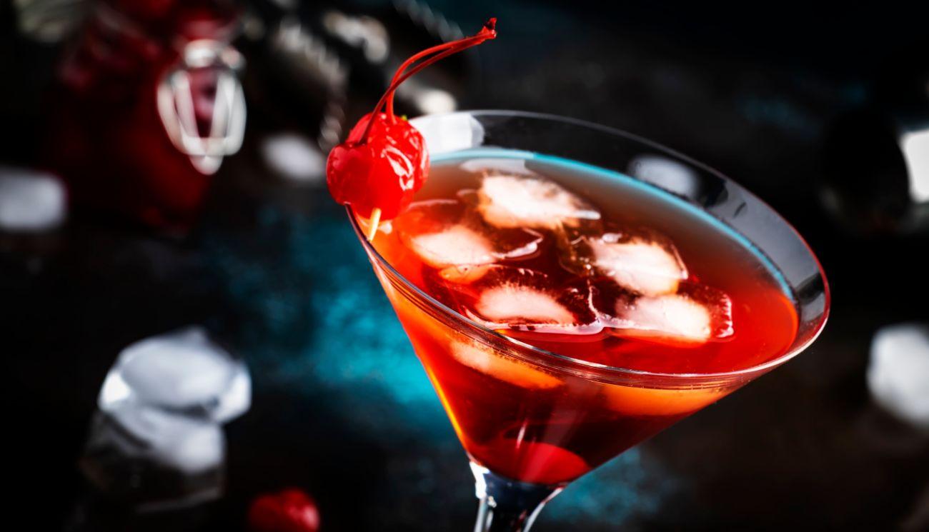 Cóctel Cherry